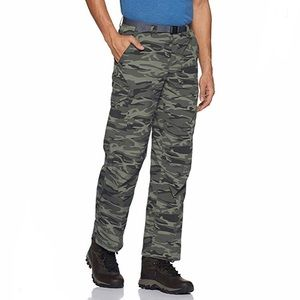 Columbia Men's Silver Ridge Camo Cargo Pants